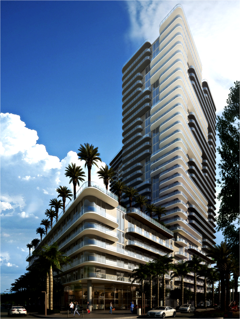 Hyde Midetown Miami pre construction Building